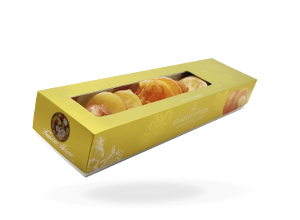 Francesco Moreno Glazed Citrus Fruits 400g